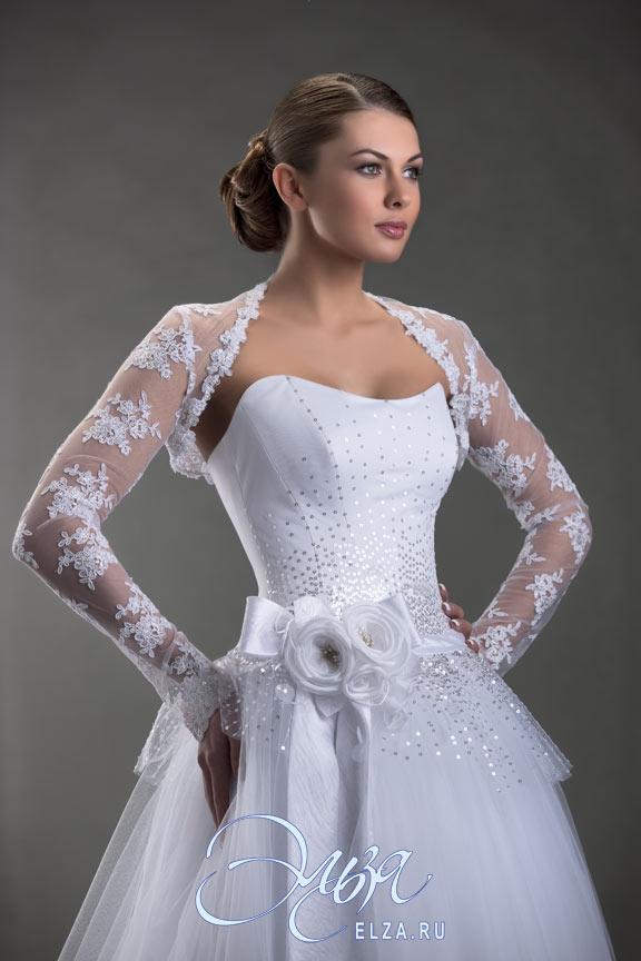 Купить свадебное болеро в москве