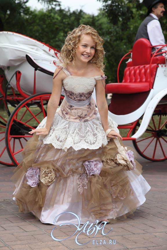 Праздничные детские платья в спб
