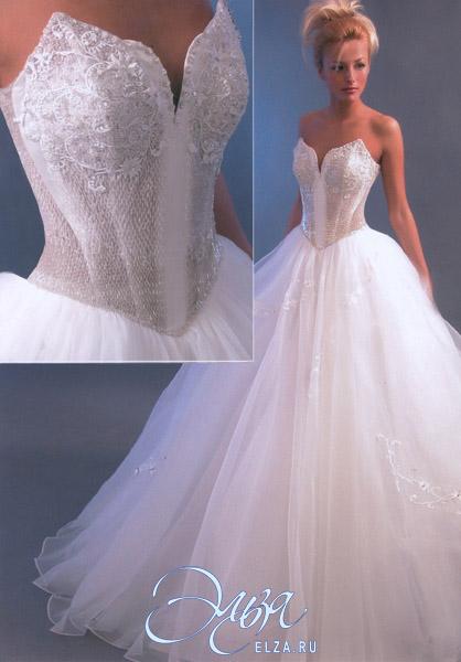 Свадебное платье галина 3