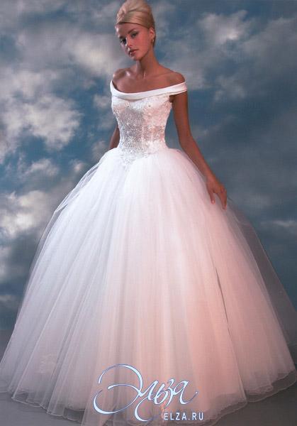 Свадебное платье селин 6