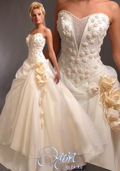 Свадебное платье Оксаны Мухи, единственное в городе (Владивосток)