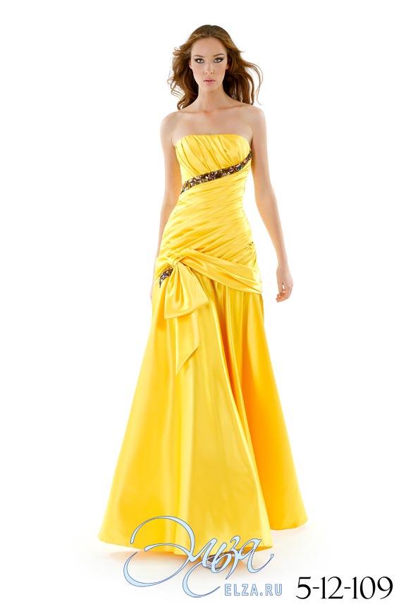 Платье для высоких и полных