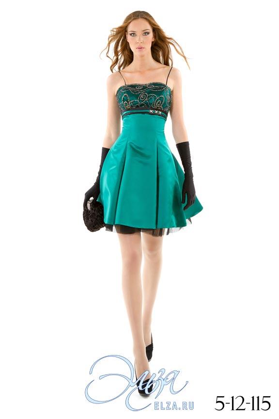 Вечернее платье 5 12 115