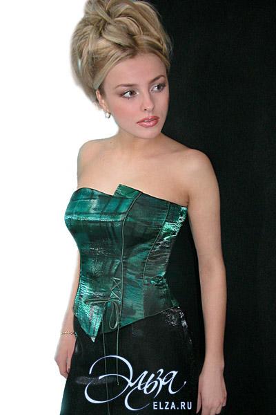 Вечернее платье виктория