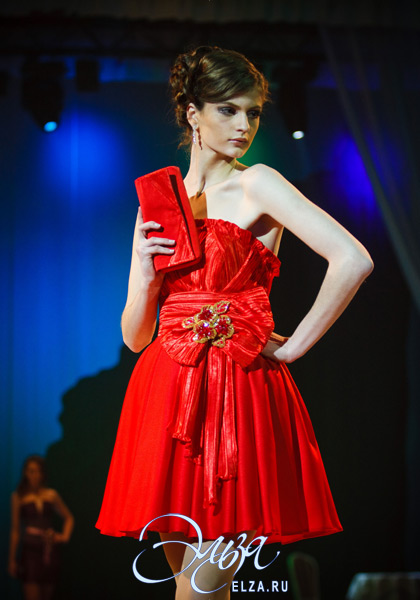 Вечернее платье лейла