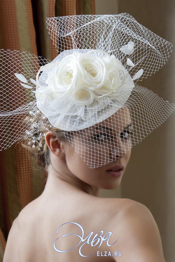 Свадебные шляпки своими руками фото