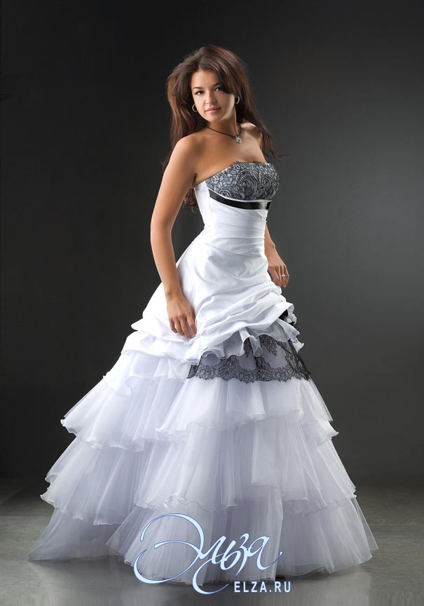 Свадебное платье джульетта модерн от
