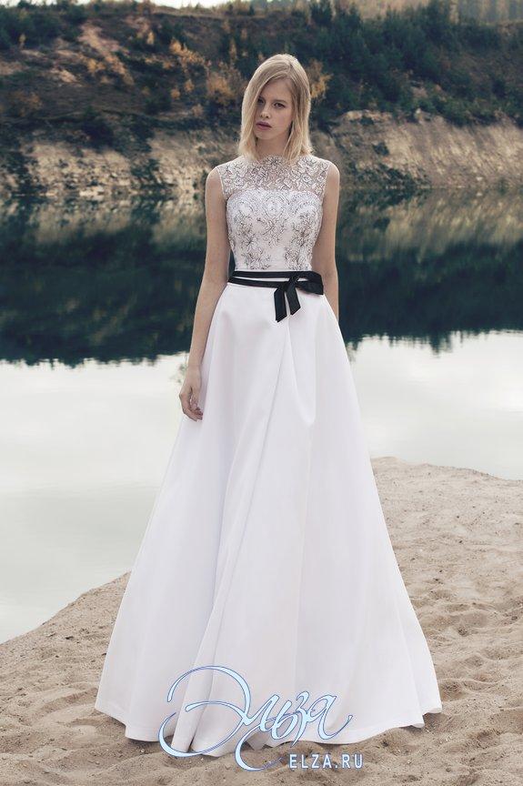 Готический стиль свадебных платьев
