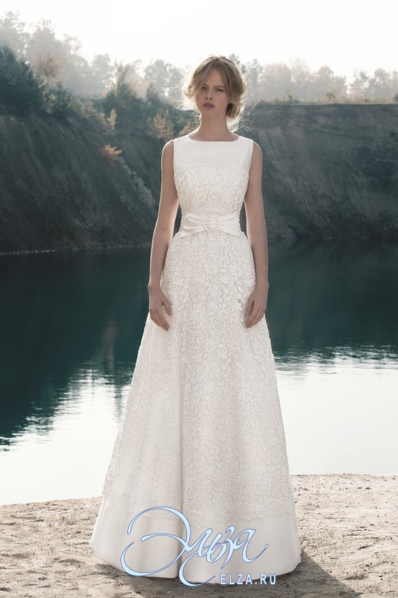 Фото очень простого платья
