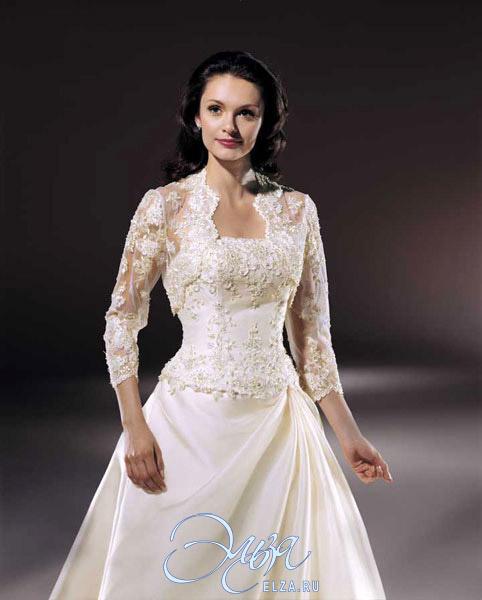 Выкройки венчальных платьев
