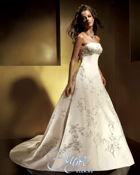 выкройка на длинное платье