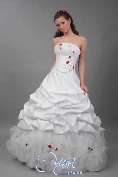 Свадебное платье Маки-2 от Оксаны Матвеевой.