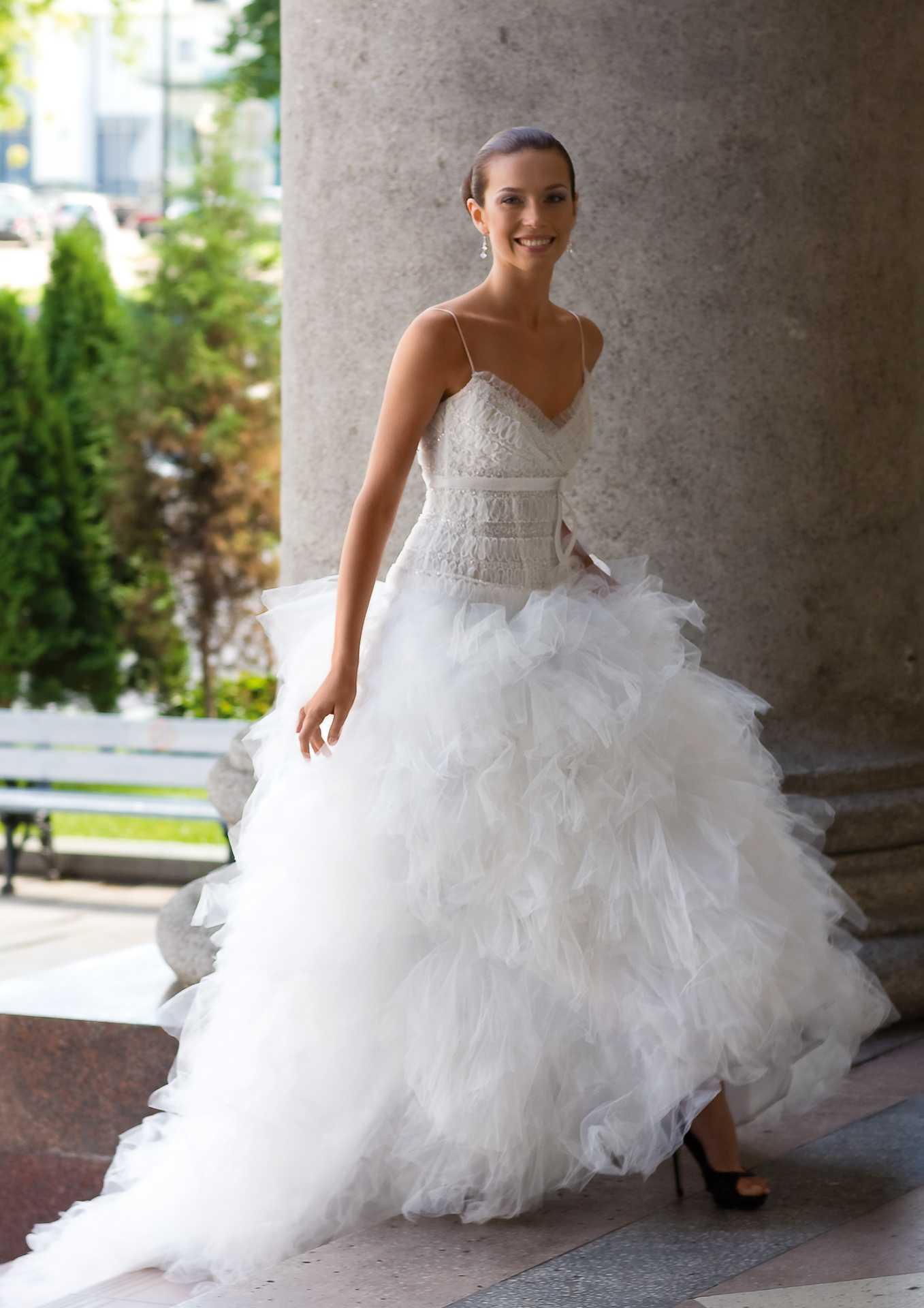 Фотографии платьев свадебный