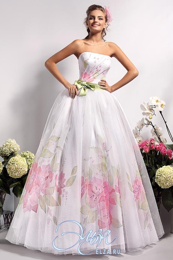 Свадебное платье анита