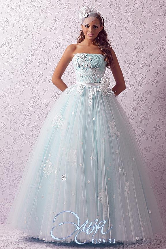У тиффани свадебное платье