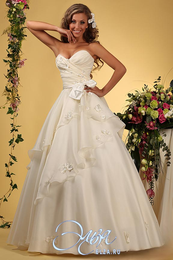 Свадебное платье от ирина сулименко