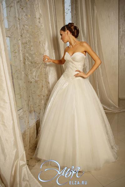 Свадебное платье афина