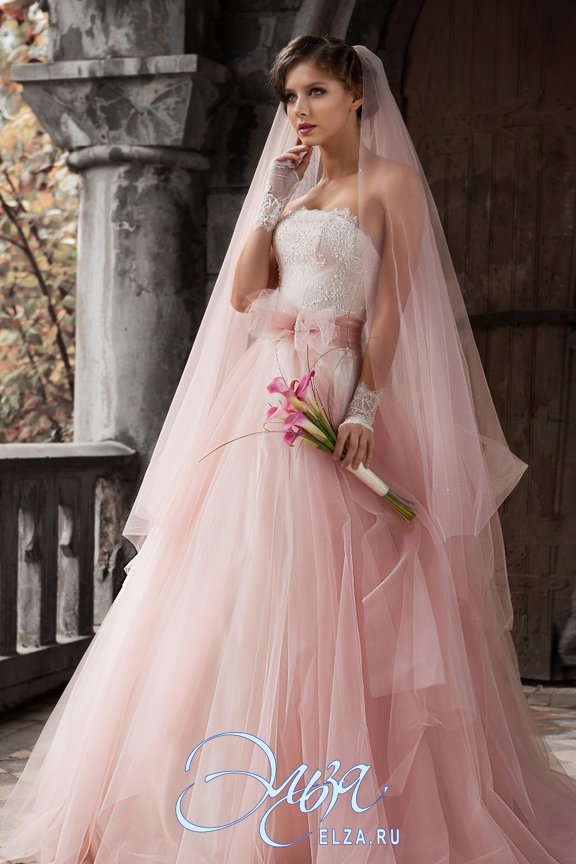 Цены на свадебные платья с пышной юбкой