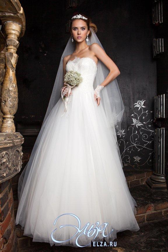 Свадебное платье кружевное каталог i