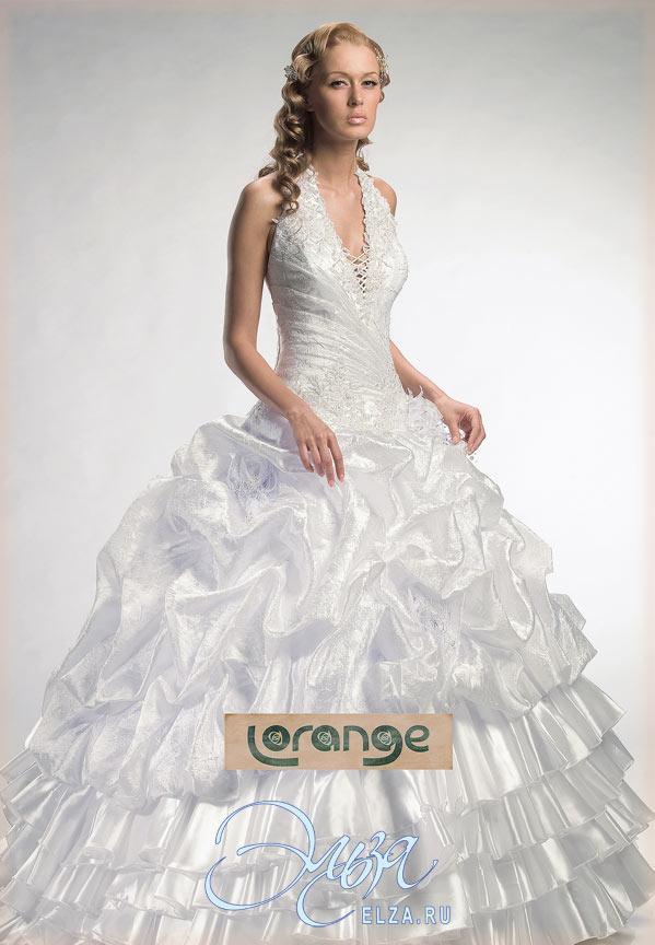Свадебное платье сюзанна от lorange