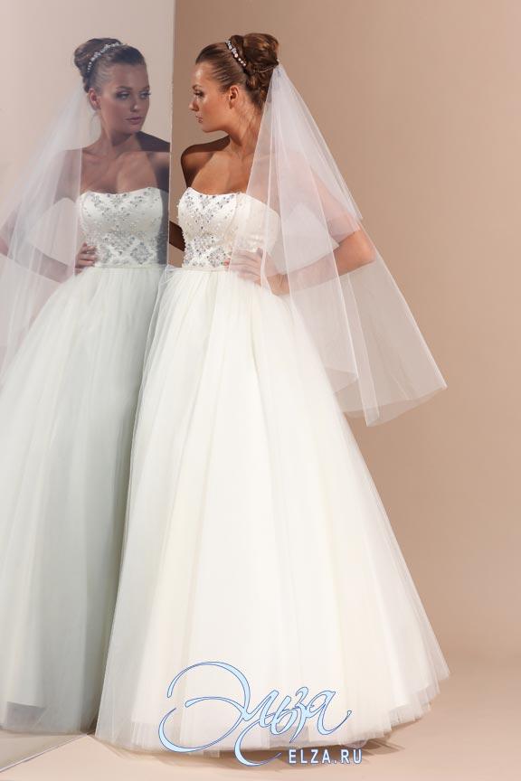 Платья пышные от талии фото
