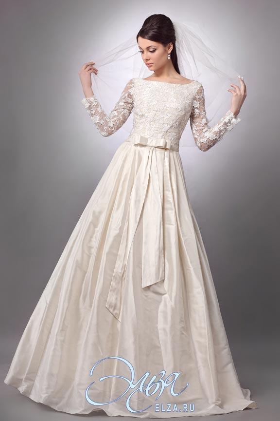 Купить свадебные платья ретро