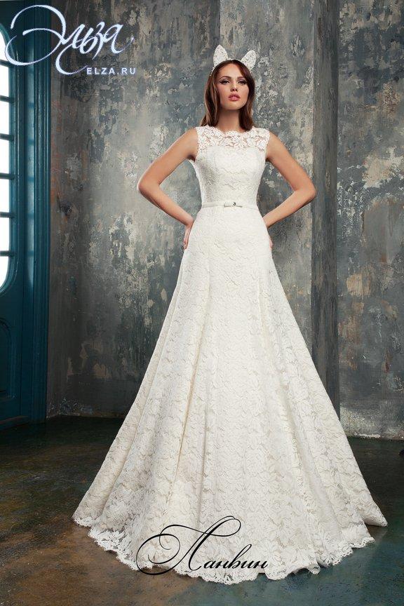 Свадебное платье от ланвин