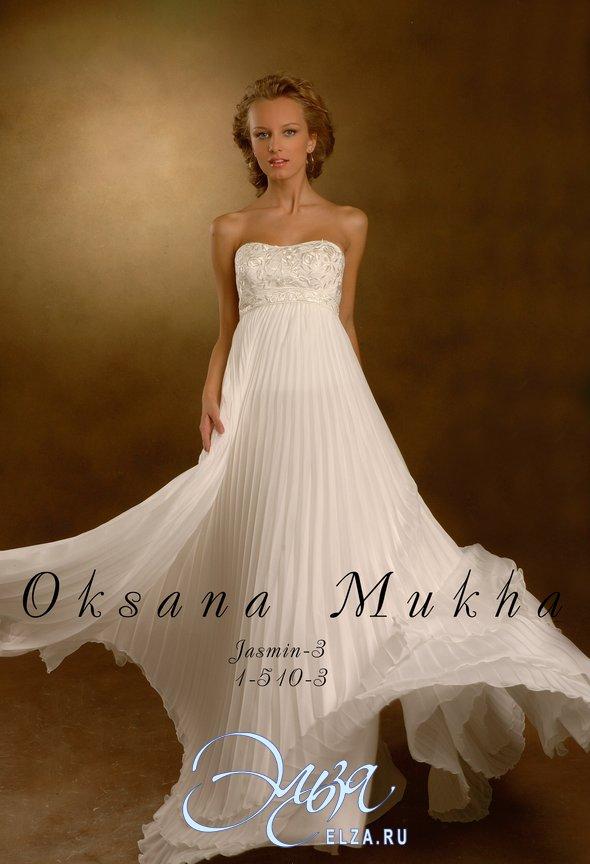 3741346033fb7bd Свадебное платье Жасмин 3, Оксана Муха, свадебный салон Эльза