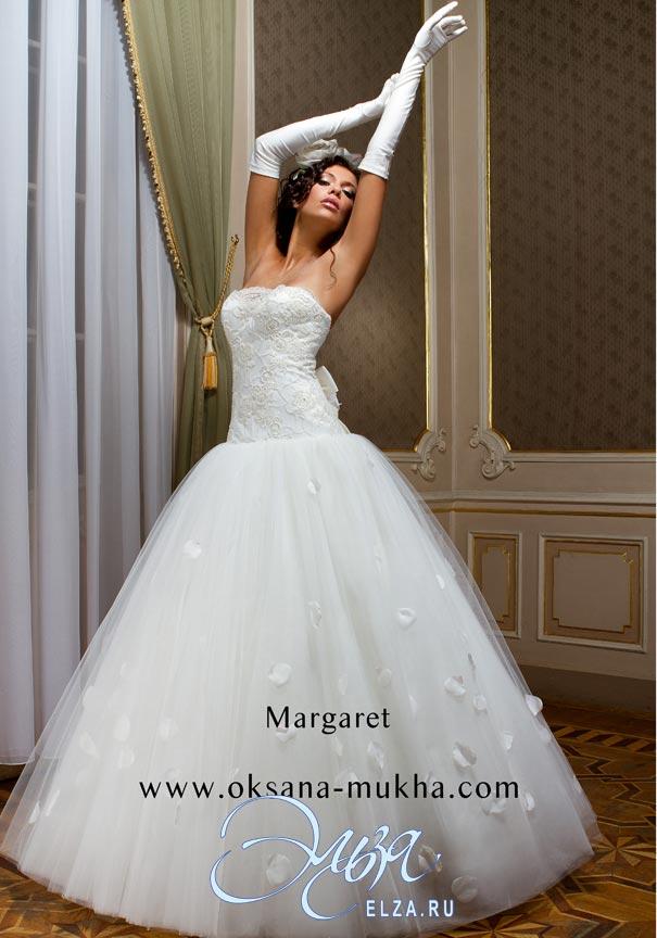 Свадебное платье маргарет