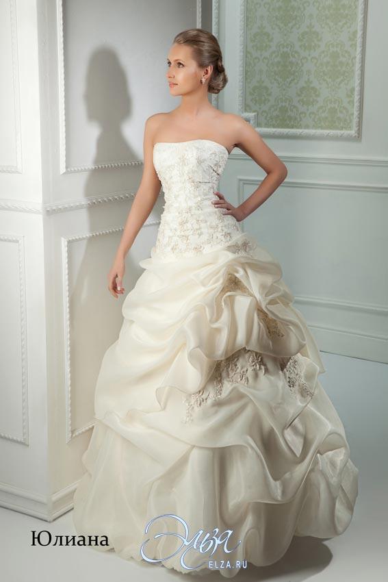 Свадебное платье юлиана