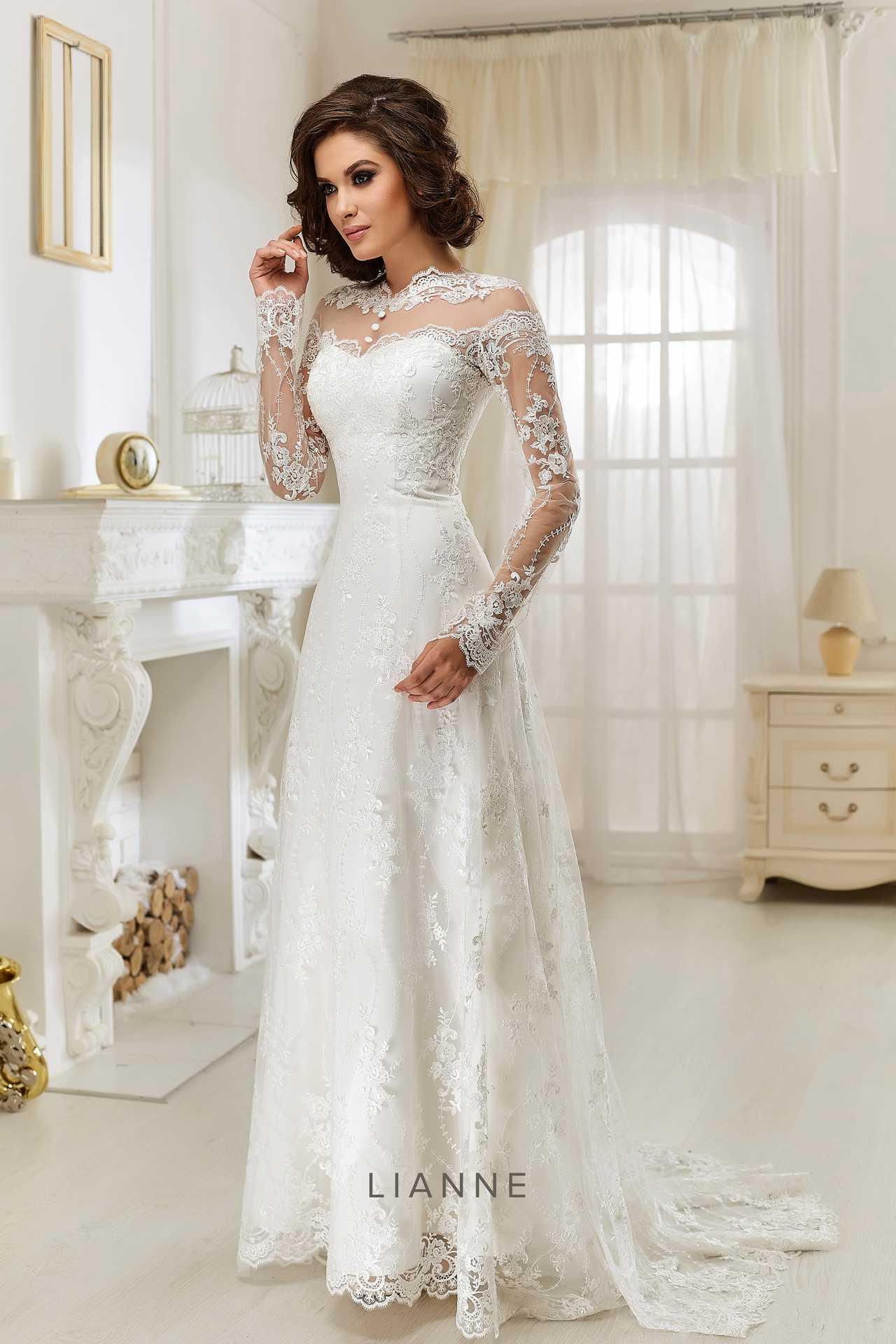 Свадебные платья москва каталог