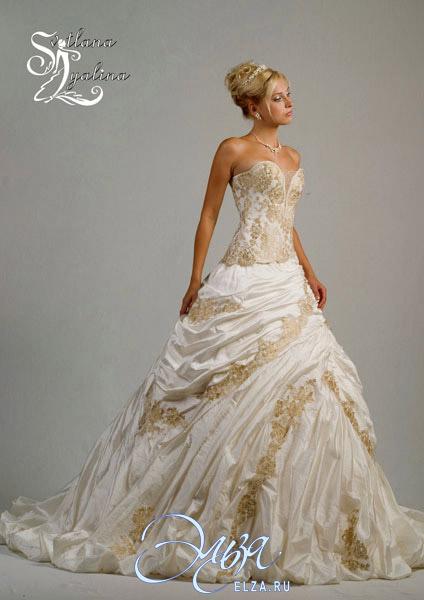 Свадебное платье миллитрисия
