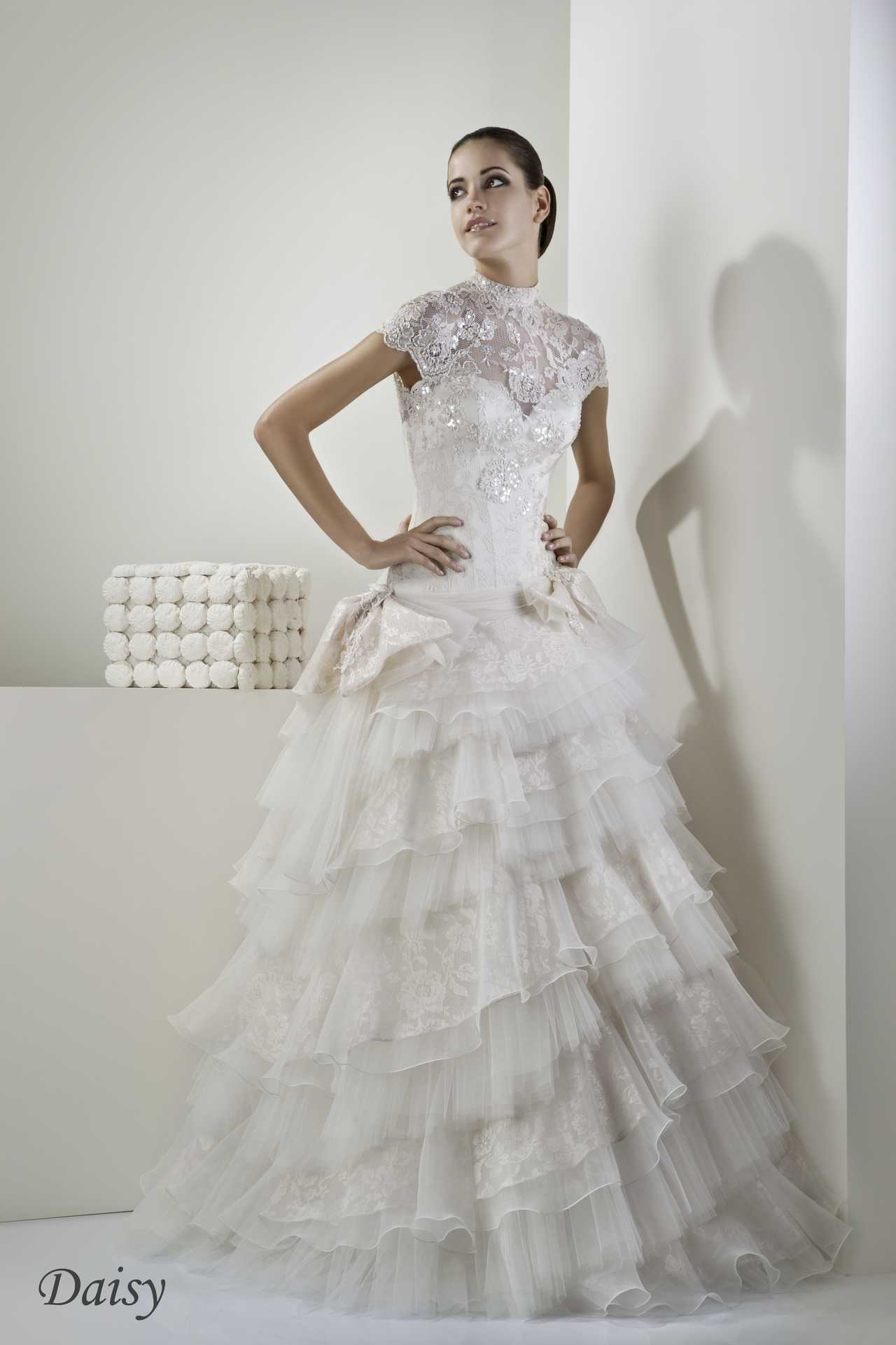 Свадебное платье дейзи