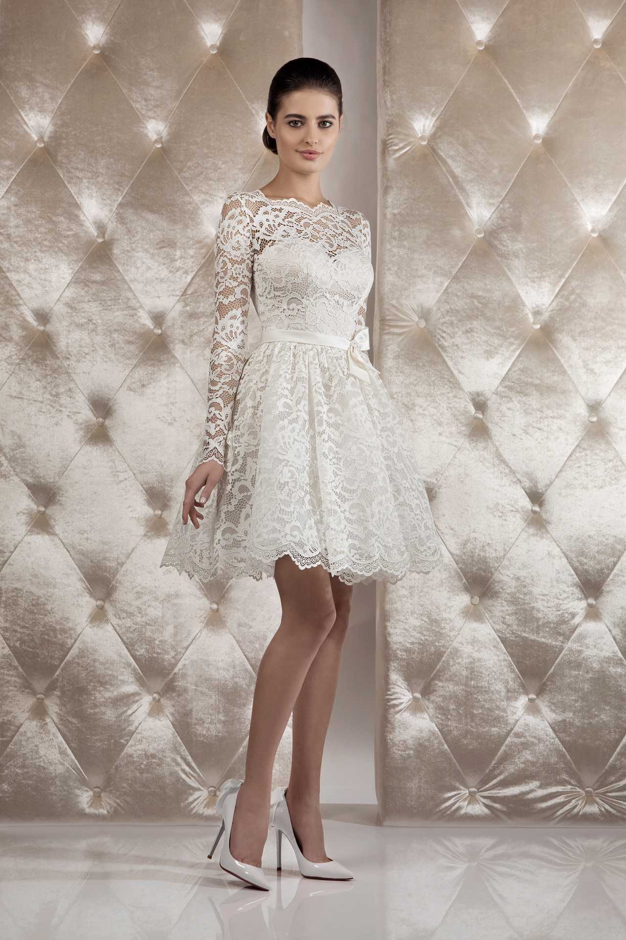 Короткие белые платья купить в москве